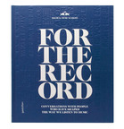 Red Bull Music Academy Releases First Coffee Table Book: For The Record