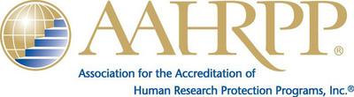 AAHRPP logo.  (PRNewsFoto/AAHRPP)