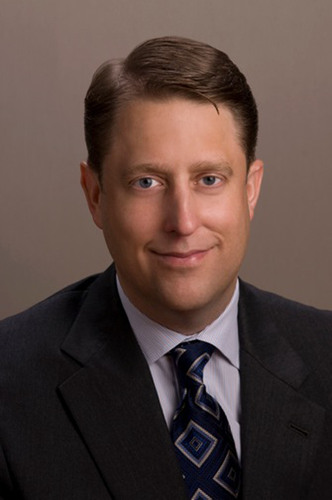 Orthocare Innovations CEO and Co-Founder Doug McCormack.  (PRNewsFoto/Orthocare Innovations)