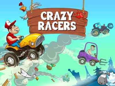 Crazy Racers - online game for PC