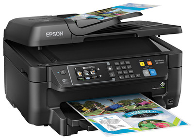 Epson Expands WorkForce Printing Solutions for Home and Small Offices