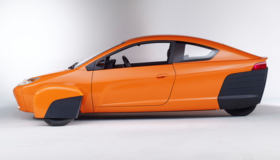 Elio Motors Names Flame-Spray Industries as Supplier of Cylinder Coating Technology.  (PRNewsFoto/Elio Motors)
