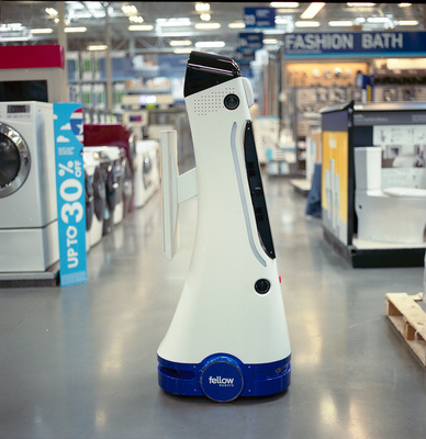This fall, Lowe's will introduce LoweBot, a NAVii(TM) autonomous retail service robot by Fellow Robots, in 11 Lowe's stores throughout the San Francisco Bay area.