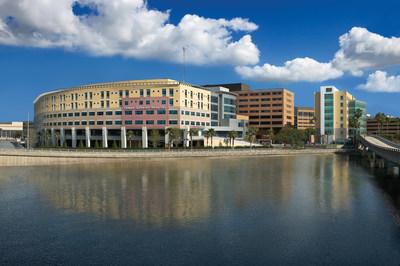 Tampa General Hospital Exterior