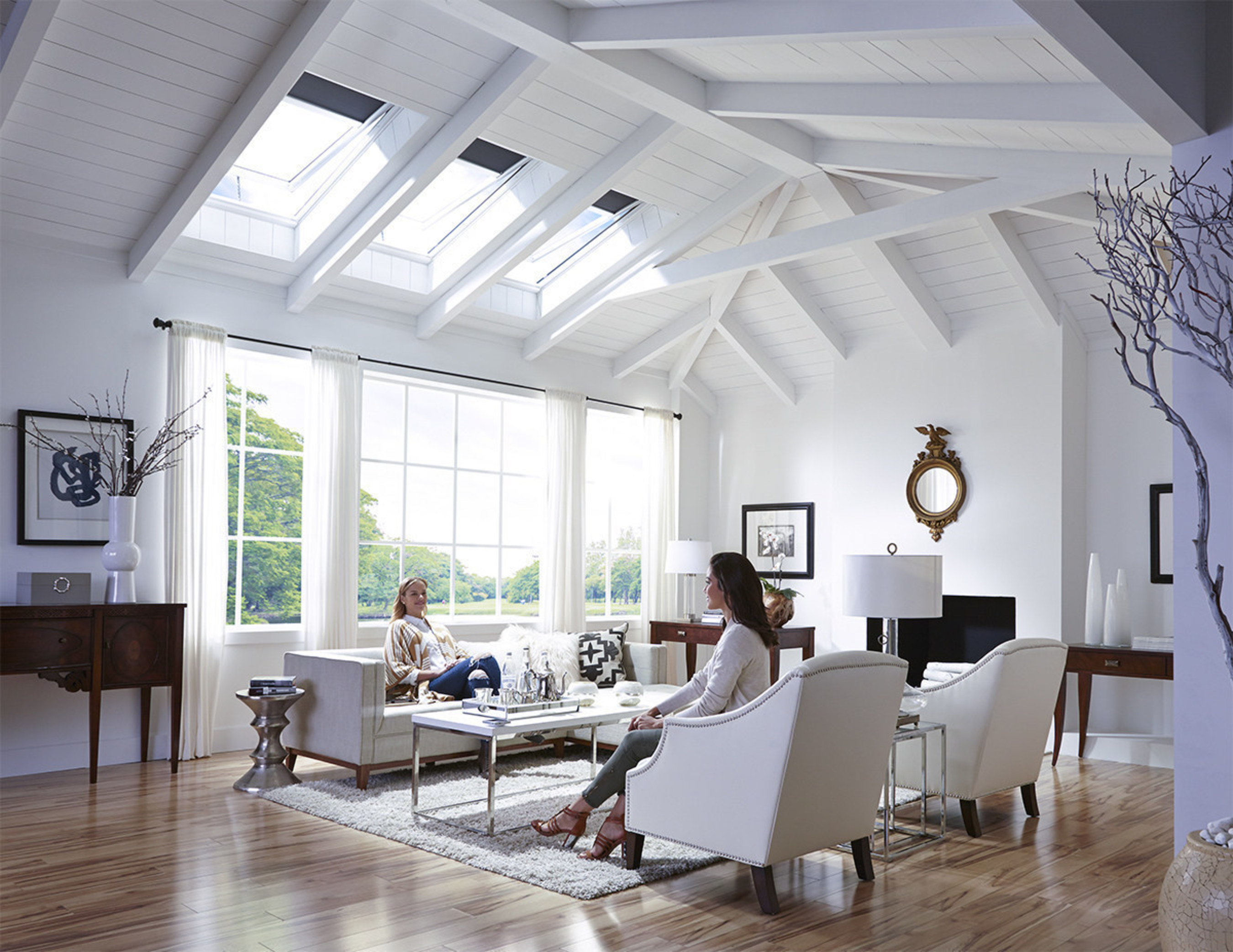 Velux Report Replacing Or Installing Skylights When