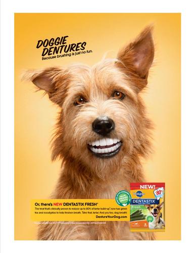 PEDIGREE® DENTASTIX® Fresh Treats Now Help Fight 'Dog Breath'