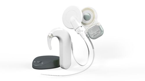 The SYNCHRONY implant system is MED-EL's latest cochlear implant system, offering the greatest MRI safety ...