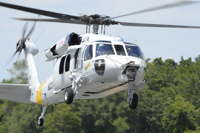 Lockheed Martin's INFIRNO Sensor Makes First Flight on the BLACK HAWK Helicopter.