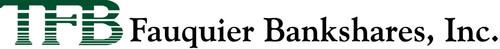 Fauquier Bankshares, Inc. Logo. (PRNewsFoto/Fauquier Bankshares, Inc.)