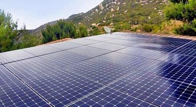 Rooftop solar panels from Stellar Solar (PRNewsFoto/Stellar Solar)