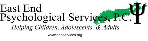 EEPS Logo. (PRNewsFoto/East End Psychological Services, P.C.) (PRNewsFoto/EAST END PSYCHOLOGICAL SERVICES)