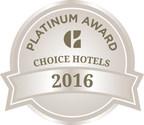 National Platinum Award 2016