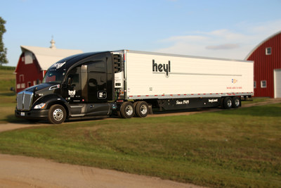 Heyl Truck Lines has deployed SmartDrive fleet-wide to protect its drivers and reduce risk associated with unsafe driving.