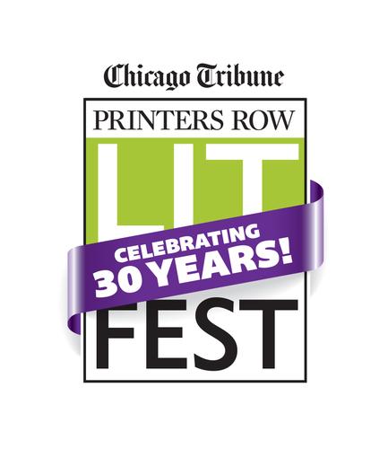 Chicago Tribune celebrates the 30th anniversary of Printers Row Lit Fest, June 7 & 8 (PRNewsFoto/Chicago Tribune)