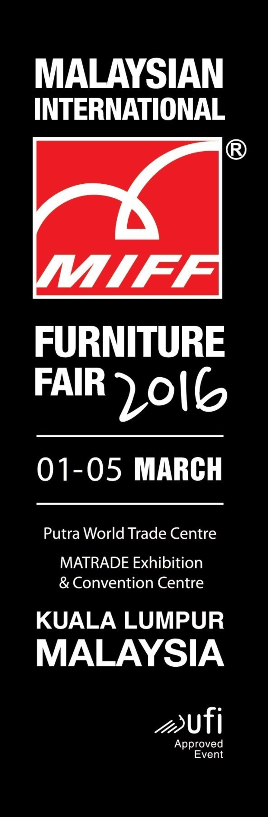 MIFF 2016, 1-5 March Logo