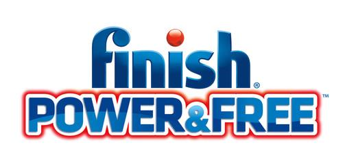 New FINISH® Power & Free™ Dishwasher Products Utilize ...