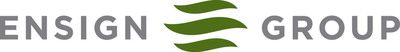 The Ensign Group, Inc. Logo. (PRNewsFoto/The Ensign Group, Inc.)