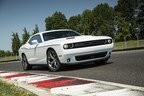 2015 Dodge Challenger earns 5-star safety rating