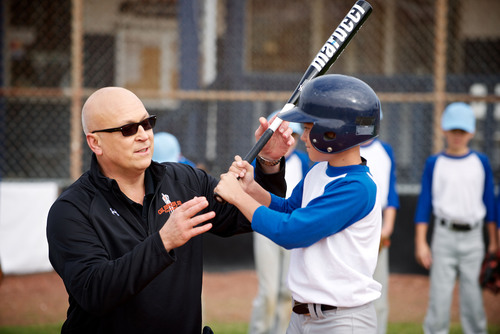 Baseball legend and Transitions adaptive lenses wearer Cal Ripken, Jr. teamed up with Transitions Optical to ...