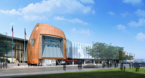 Kia Motors to be a 'Founding Partner' of College Football Hall of Fame Set to Break Ground In