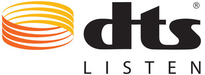 DTS Logo. (PRNewsFoto/DTS, Inc.)