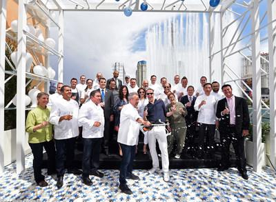 Celebrity Chefs Unite for Vegas Uncork'd by Bon Appetit