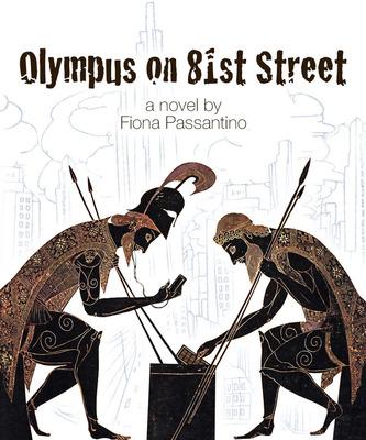 """Olympus on 81st Street"" - a daring new novel on myth and religion.  (PRNewsFoto/The App Train)"