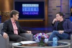 Charlie Sheen Visits The Dr. Oz Show on Monday, January 18, 2016.