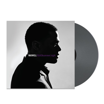 """BLACKsummer'snight"" Vinyl"