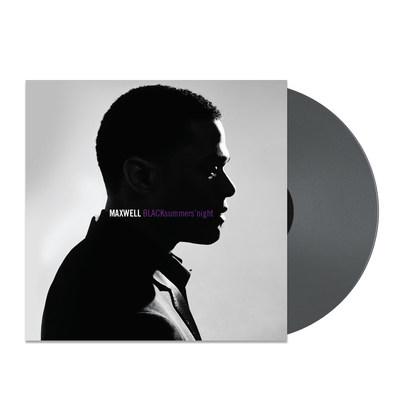 """""""BLACKsummer'snight"""" Vinyl"""