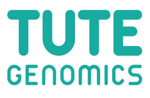 Tute Genomics logo.  (PRNewsFoto/Tute Genomics)