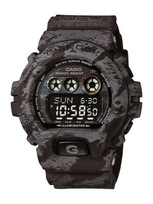 G-SHOCK Partners with Pacifist Military Design Brand, Maharishi, for Third Collaborative Timepiece (PRNewsFoto/Casio America, Inc.)