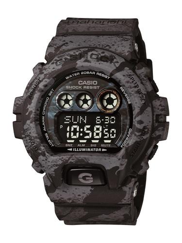 G-SHOCK Partners with Pacifist Military Design Brand, Maharishi, for Third Collaborative Timepiece (PRNewsFoto/Casio America, Inc.)