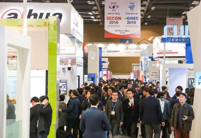 SECON 2017 takes place 15-17 March, Kintex Seoul, South Korea