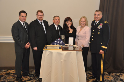PAE Employee Posthumously Honored with Defense of Freedom Medal
