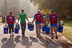 In 2014, Lowe's and the Lowe's Charitable and Educational Foundation supported local communities through $28 million in donations and the help of more than 41,000 Lowe's Heroes employee volunteers.