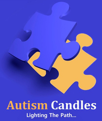 Autism Candles logo.  (PRNewsFoto/Autism Candles)