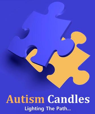 Autism Candles logo. (PRNewsFoto/Autism Candles) (PRNewsFoto/AUTISM CANDLES)