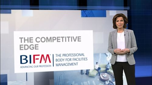 'Competitive advantage through the workplace' explores the impact that FM can have in building competitive advantage for organisations in the public and private sector. (PRNewsFoto/ITN Productions)