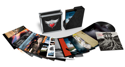 As their new album, 'This House Is Not For Sale,' debuts at #1 in the US, Australia and Japan and in the Top 5 in 54 other countries, Island/UMe announces that a comprehensive vinyl box set of 25-LPs, entitled 'Bon Jovi: The Albums,' will be released in February 2017.