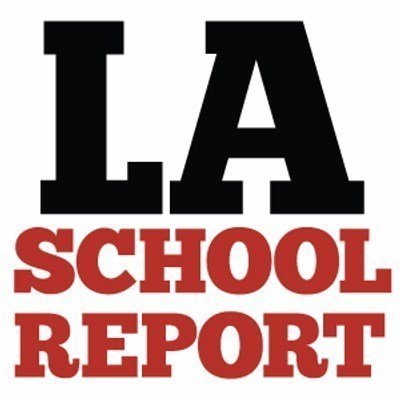 LA School Report Logo
