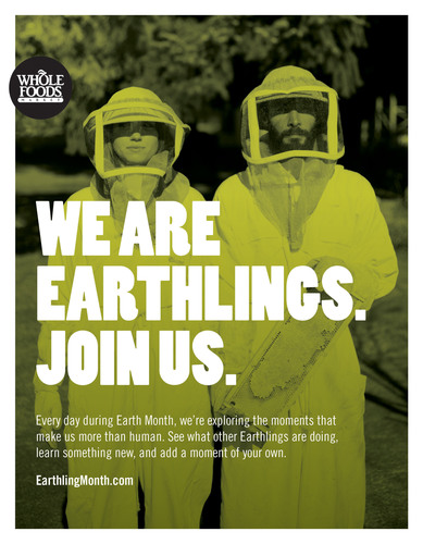 This Earth Month, inspire and get inspired at EarthlingMonth.com