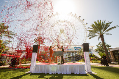 After celebrating its first birthday this past May, Orlando's 400-foot observation wheel is bubbling with happiness over its new name: Coca-Cola Orlando Eye. This exciting partnership with Coca-Cola allows guests to share enhanced new experiences on the observation wheel from the moment they enter the attraction. Guests will be greeted with a bold and contemporary look throughout the interior and exterior of the Eye's terminal building, featuring Coca-Cola's signature red and white...