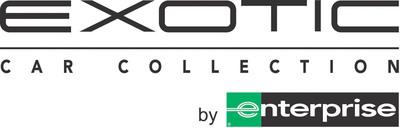Exotic Car Collection by Enterprise Logo.