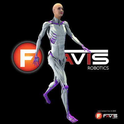 Melissa Robot Designed by Favis, INC