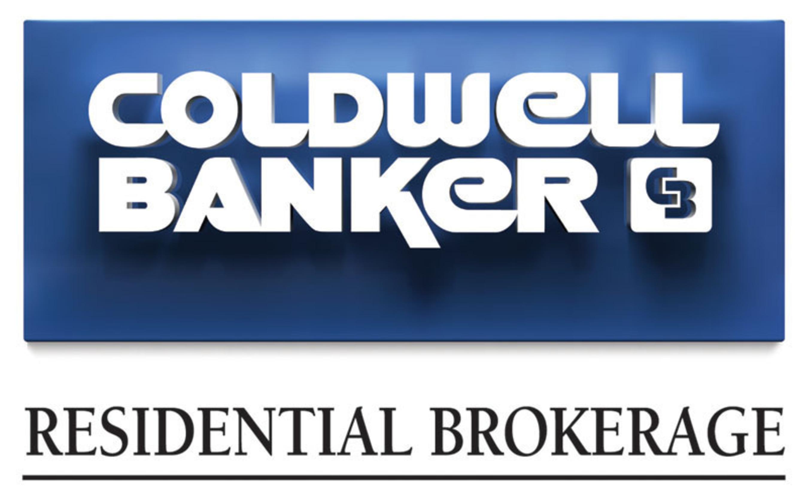 Coldwell Banker Residential Brokerage logo.