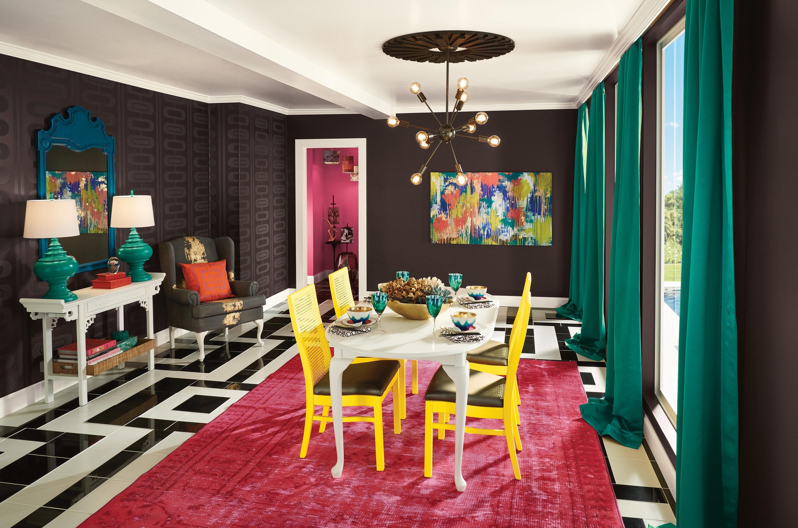 BEHR® 2016 Color Trends Inspire