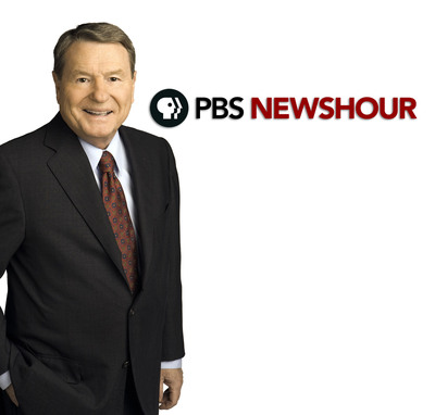 Jim Lehrer Stepping Down from Regular Anchor Role on PBS NEWSHOUR