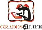 Grades4Life Logo (PRNewsFoto/Grades4Life)