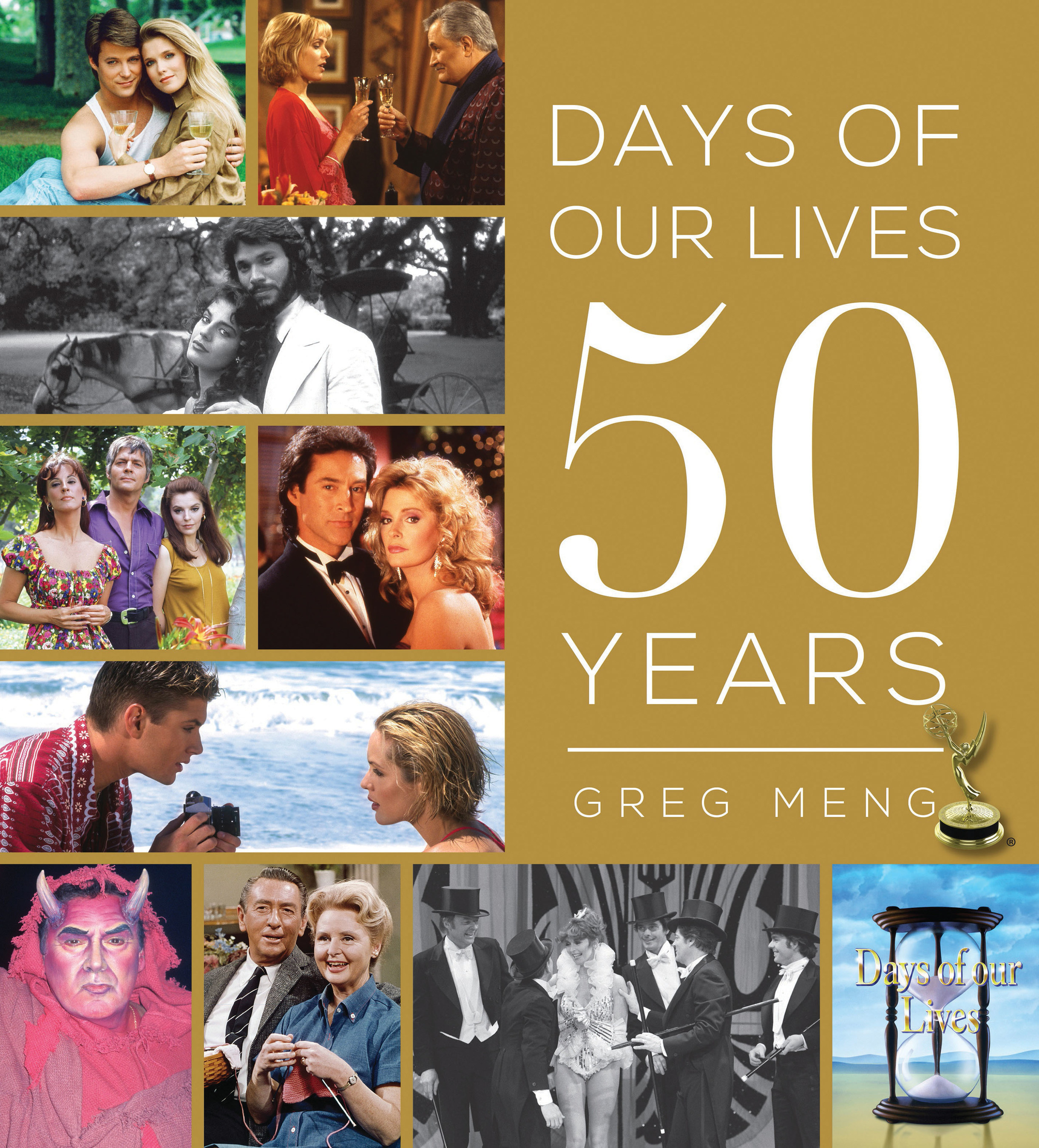 Days of our Lives Celebrates 50 Years with Launch of Official Photo Book and Multi-City Tour